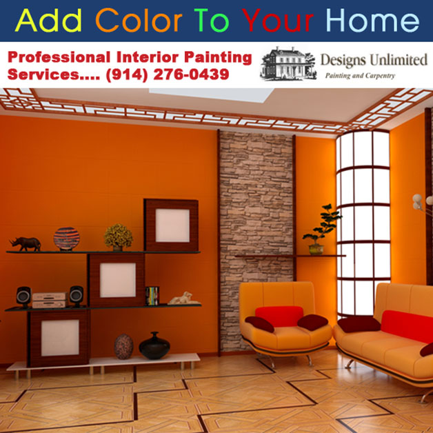 House painting company bedford ny designs unlimited for Home designs unlimited